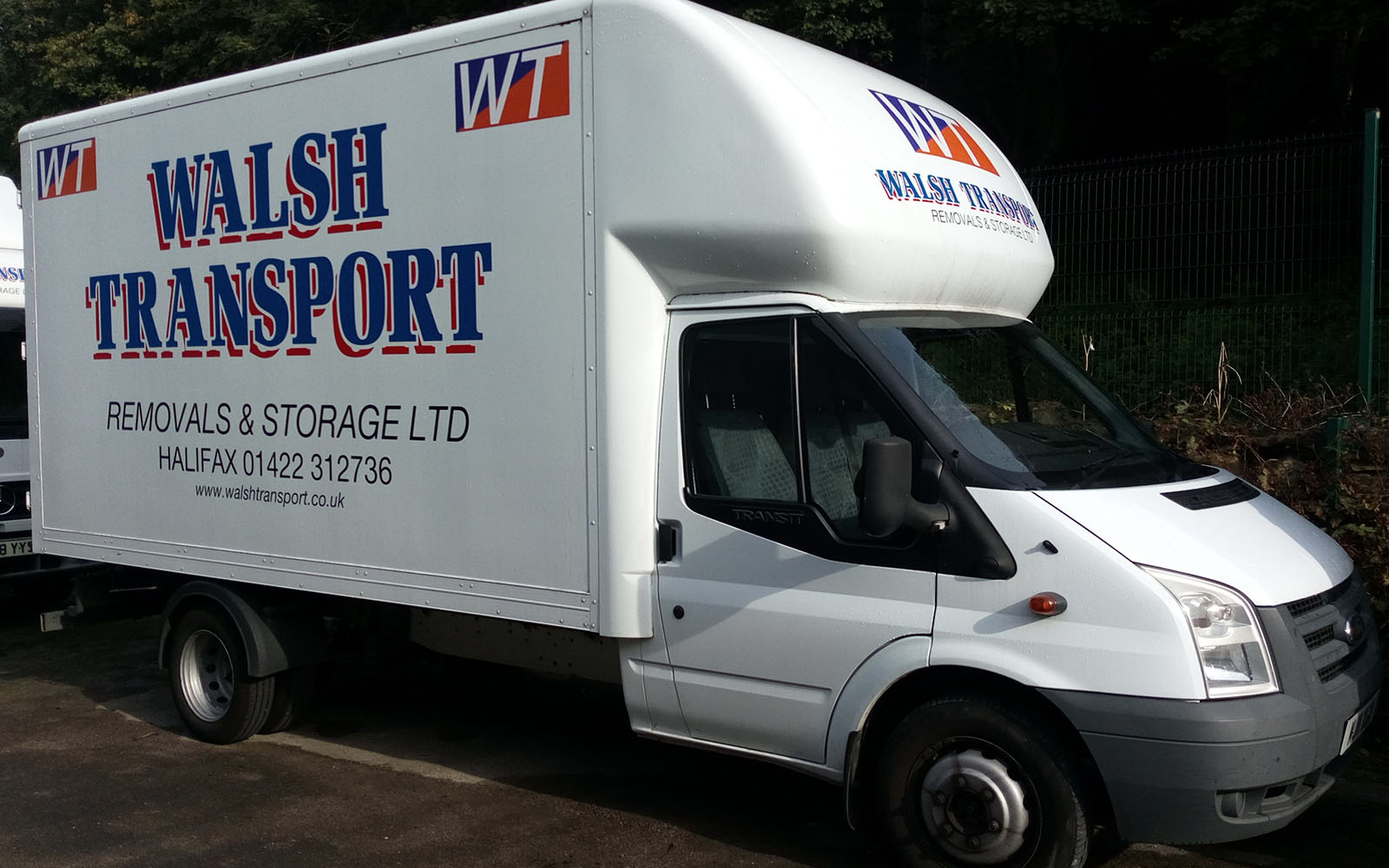 Halifax Removals. Home Removals Halifax & West Yorkshire. Call Walsh Transport 01422 312 736