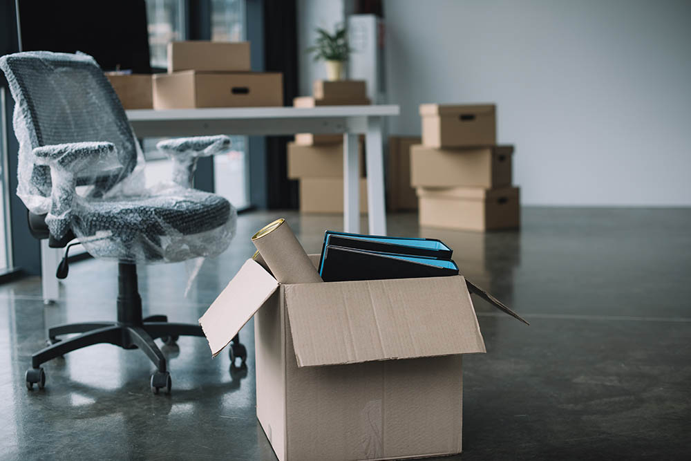 Business Moves Halifax West Yorkshire | Office and Business Relocation Halifax